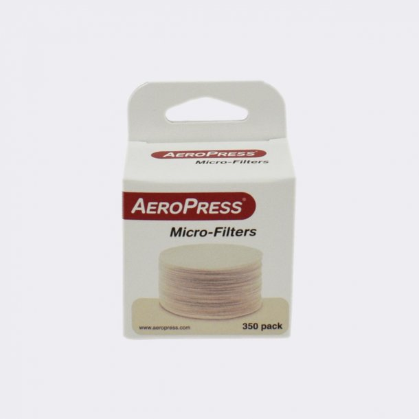 AeroPress extra filtre