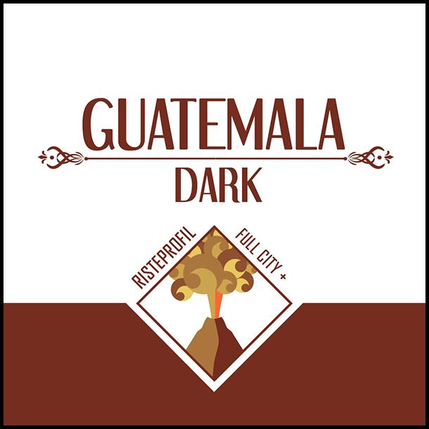 500 gram Guatemala DARK