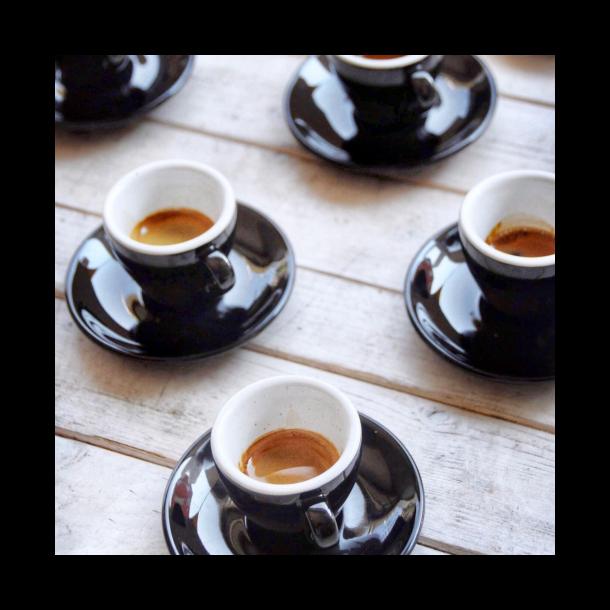 Kaffeabonnement - Espressosmagsprøver