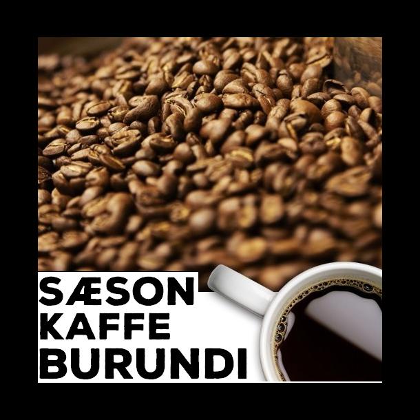 Burundi Musema SÆSON KAFFE