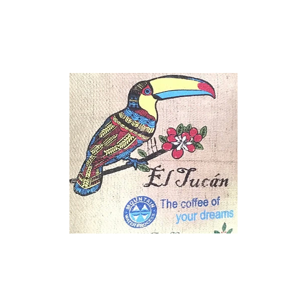 500 gram Mexico Mountain Water Decaf (KOFFEINFRI ØKO)