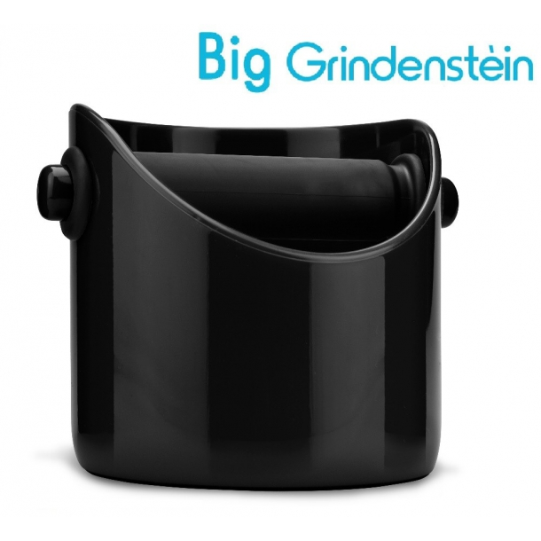 Grindenstein BIG Charcoal Knock box
