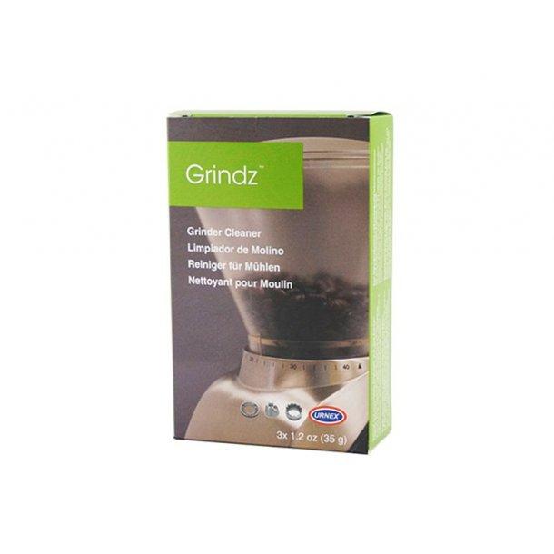 Urnex Grindz rensemiddel (piller) til kaffekværne 3x 35 gram