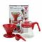 Hario V60 Coffee Server Set (incl 250g Julekaffe)