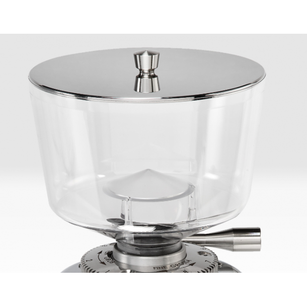 ECM Stainless steel lid (500 gram bean hopper)