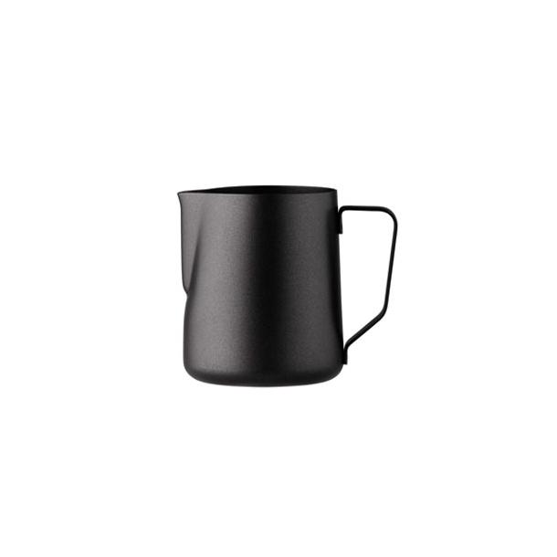 Mælkekande 1,00 liter (black non-stick)