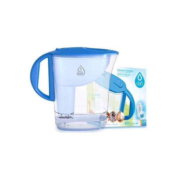 Dafi filterkande (2,4/1,5 liter)