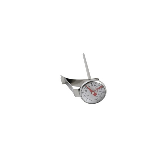 Termometer m. clip-on